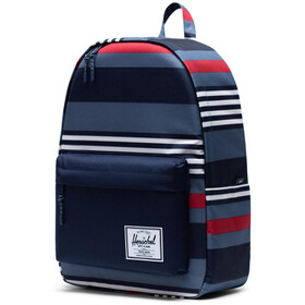 Herschel Classic X-Large Backpack malibu stripe peacoat